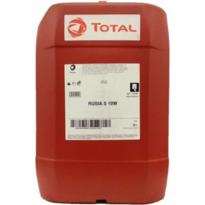 TOTAL RUBIA S 10W (20 л)