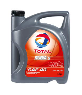TOTAL RUBIA S 40 (5 л)