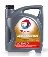TOTAL RUBIA WORKS 2000 10W-40 (5 л)