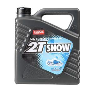 Teboil 2T Snow (4 л)