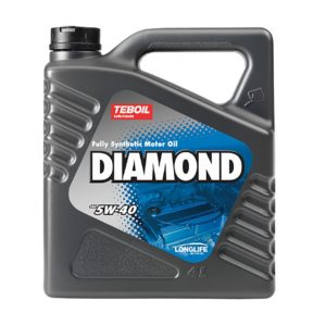 Teboil Diamond 5W-40 (4 л)