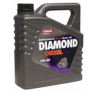 Teboil Diamond Diesel 5W-40 (4 л)