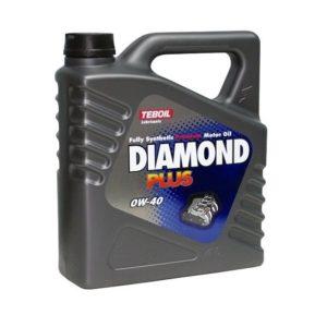 Teboil Diamond Plus 0W-40 (4 л)