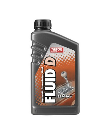Teboil Fluid D (Dexron II) (1 л)