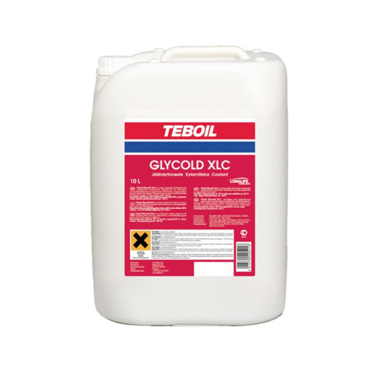 Teboil Glycold XLC 10 л