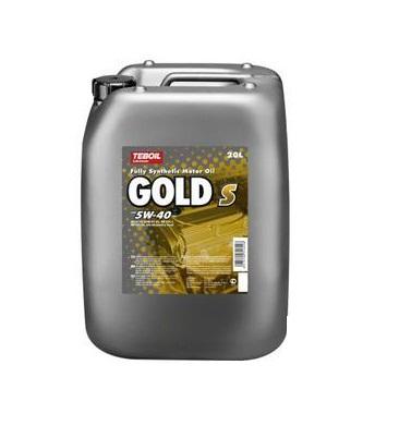 Teboil Gold S 5w-40 (20 л)
