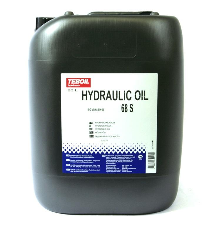 Teboil Hydraulic Oil 68S (20 л)