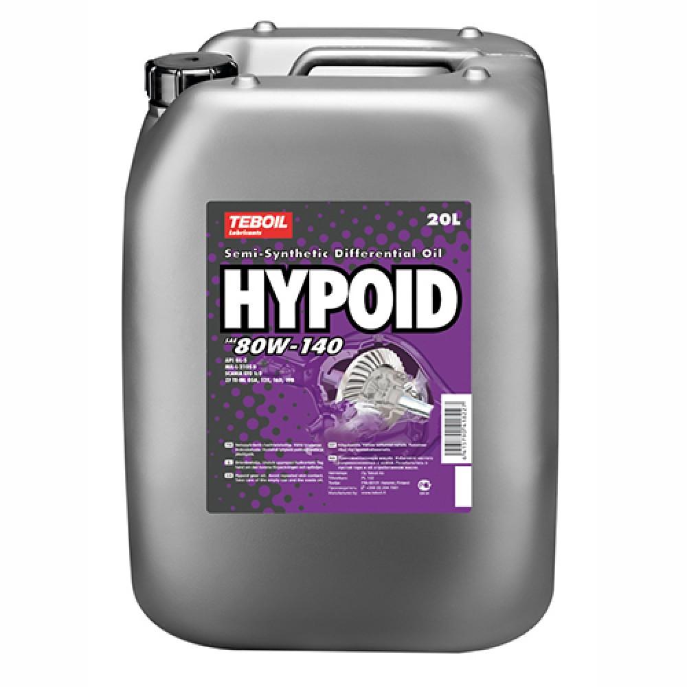 Teboil Hypoid 80W-140 (20 л)