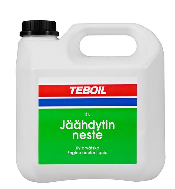 Teboil Jaahdytinneste 3 л