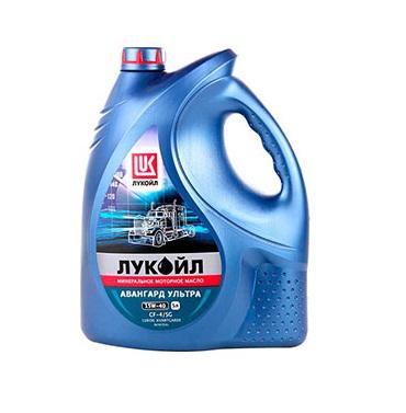 ЛУКОЙЛ АВАНГАРД УЛЬТРА 15W-40 5 л
