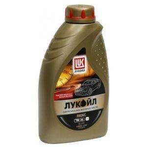 ЛУКОЙЛ ЛЮКС Синтетическое 5W-30 1 л