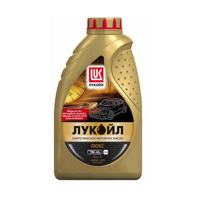 ЛУКОЙЛ ЛЮКС Синтетическое 5W-40 1 л