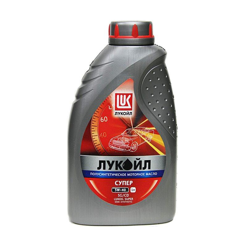 ЛУКОЙЛ СУПЕР 5w-40 1 л