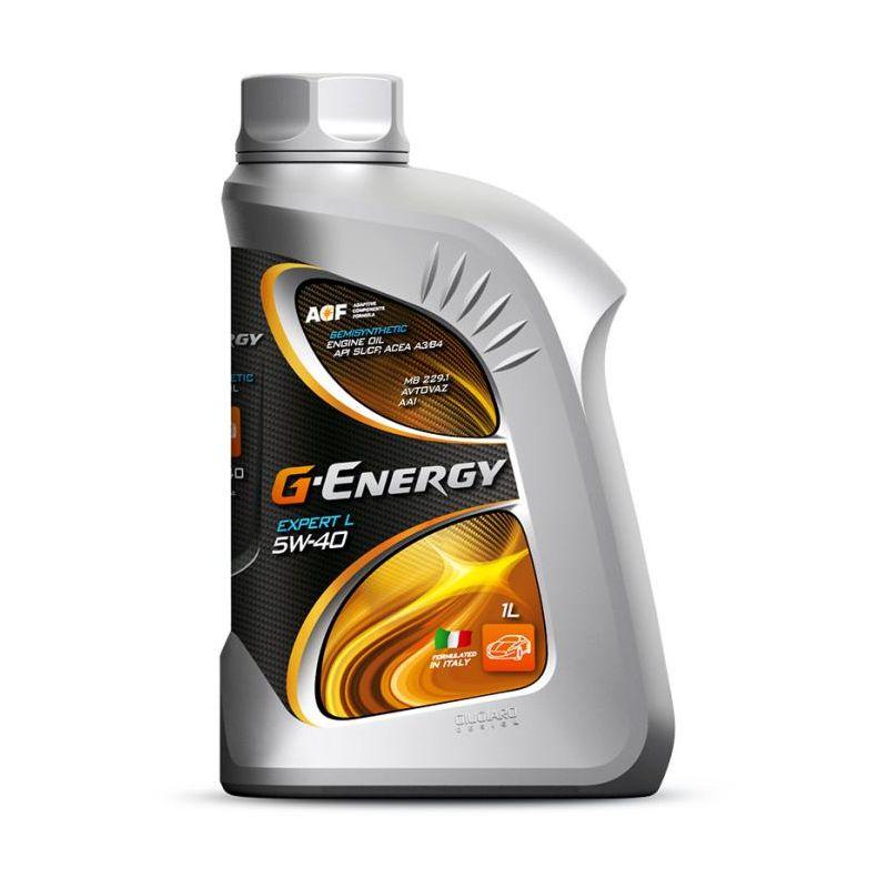 G-Energy Expert L 5W-40 1л