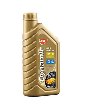 MOL Dynamic Gold Longlife 0W-30 1л