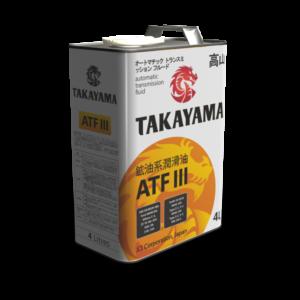 TAKAYAMA ATF III 4л