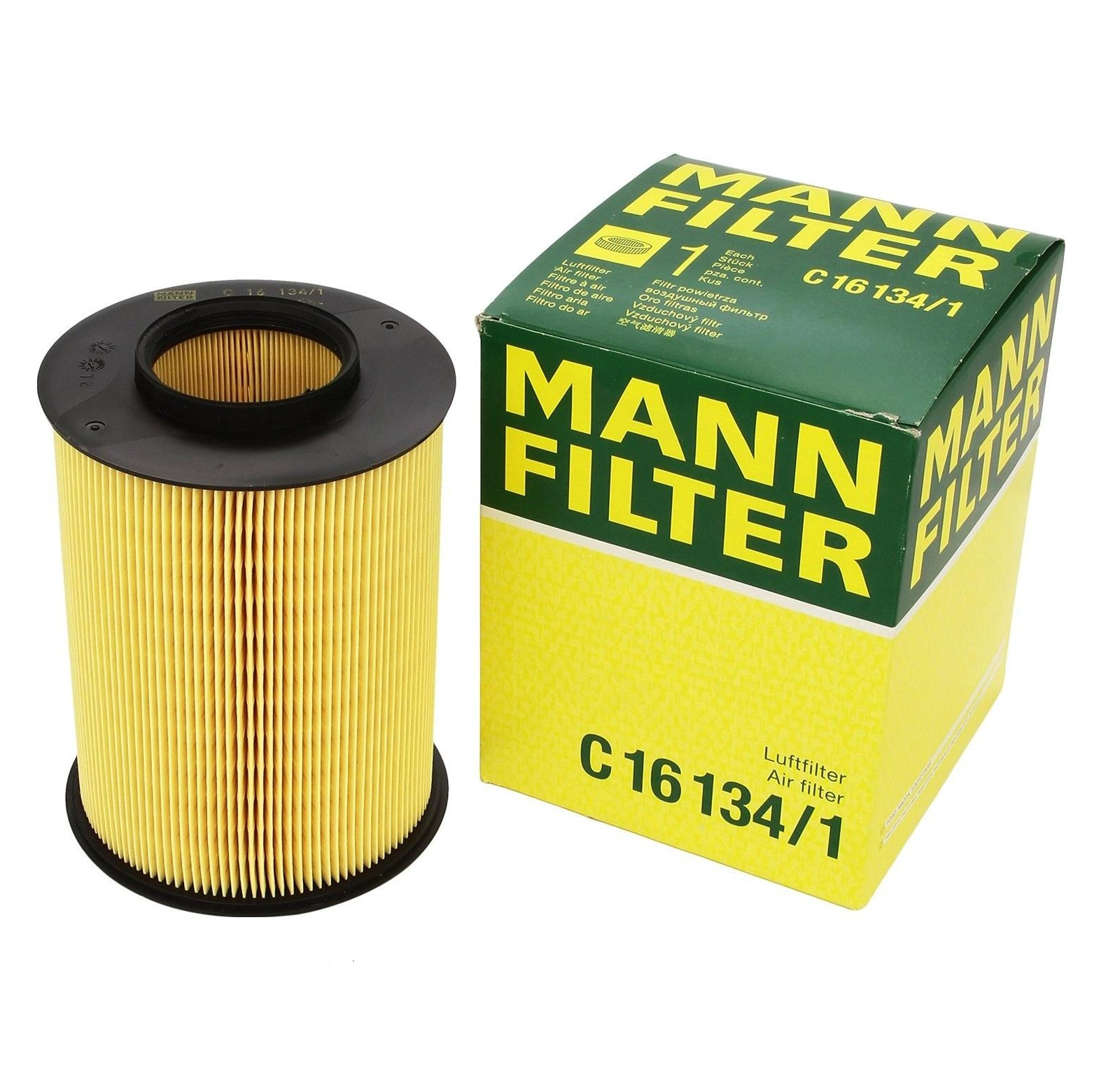 MANN-FILTER C 16 134/1