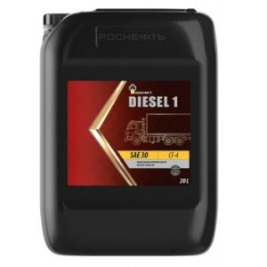 Rosneft Diesel 1 SAE 30 (20 л)