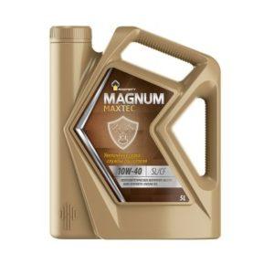 Rosneft Magnum Maxtec 10W-40 (5 л)