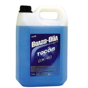 Волга-Ойл Тосол ОЖ-40 10 кг