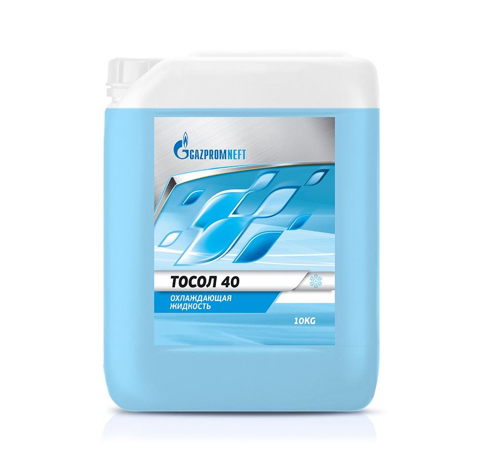 ОЖ Газпромнефть ТОСОЛ 40 10 кг