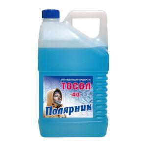 Тосол Полярник - 40 10 кг