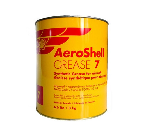 AeroShell Grease 7 3кг