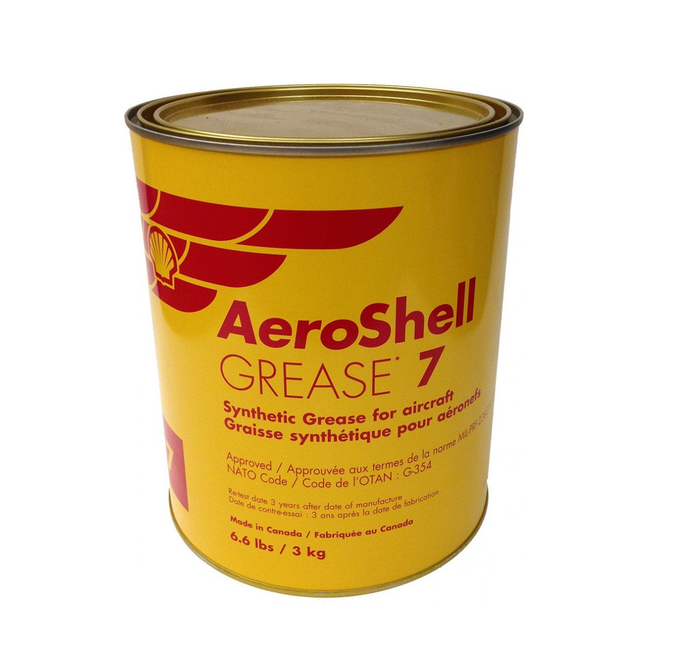 AeroShell Grease 7 (3 кг)