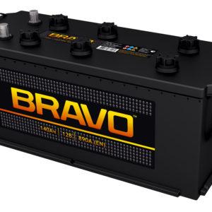 Аккумулятор Аком Bravo 140Ah/890 прав.+ /511x182.5x239/