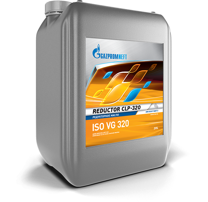 Газпромнефть Reductor CLP 320 (10 л)