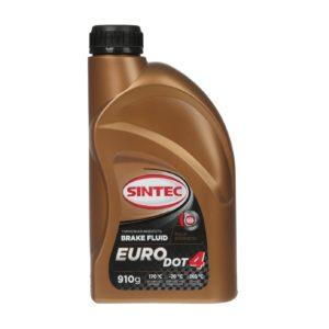 Тормозная жидкость Sintec EURO DOT-4 tk 265°С