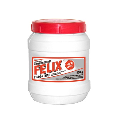 Смазка FELIX Графитная 0,8кг