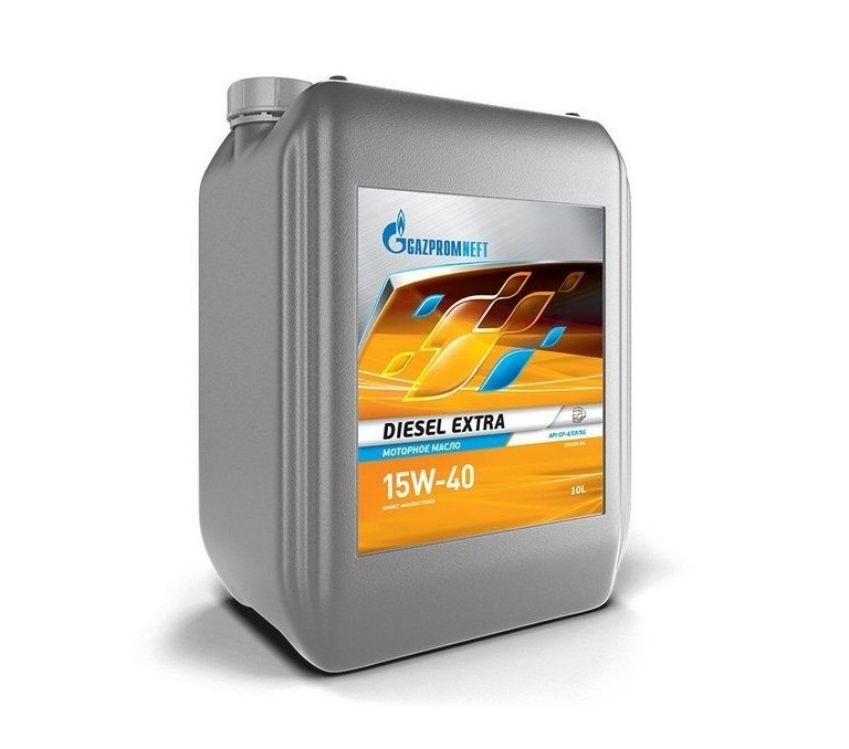Gazpromneft Diesel Extra 15W-40 10л