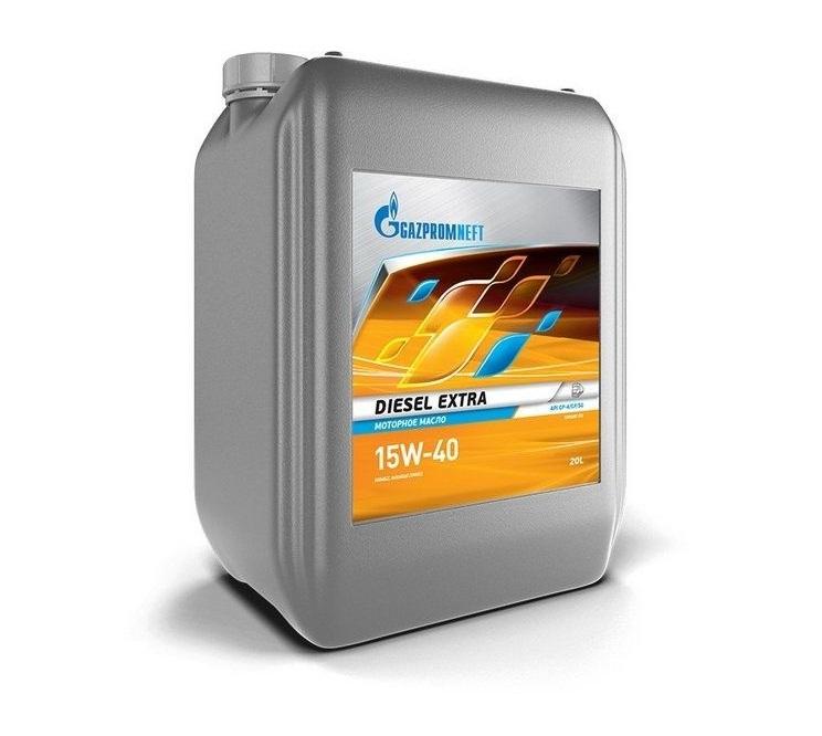 Gazpromneft Diesel Extra 15W-40 20л