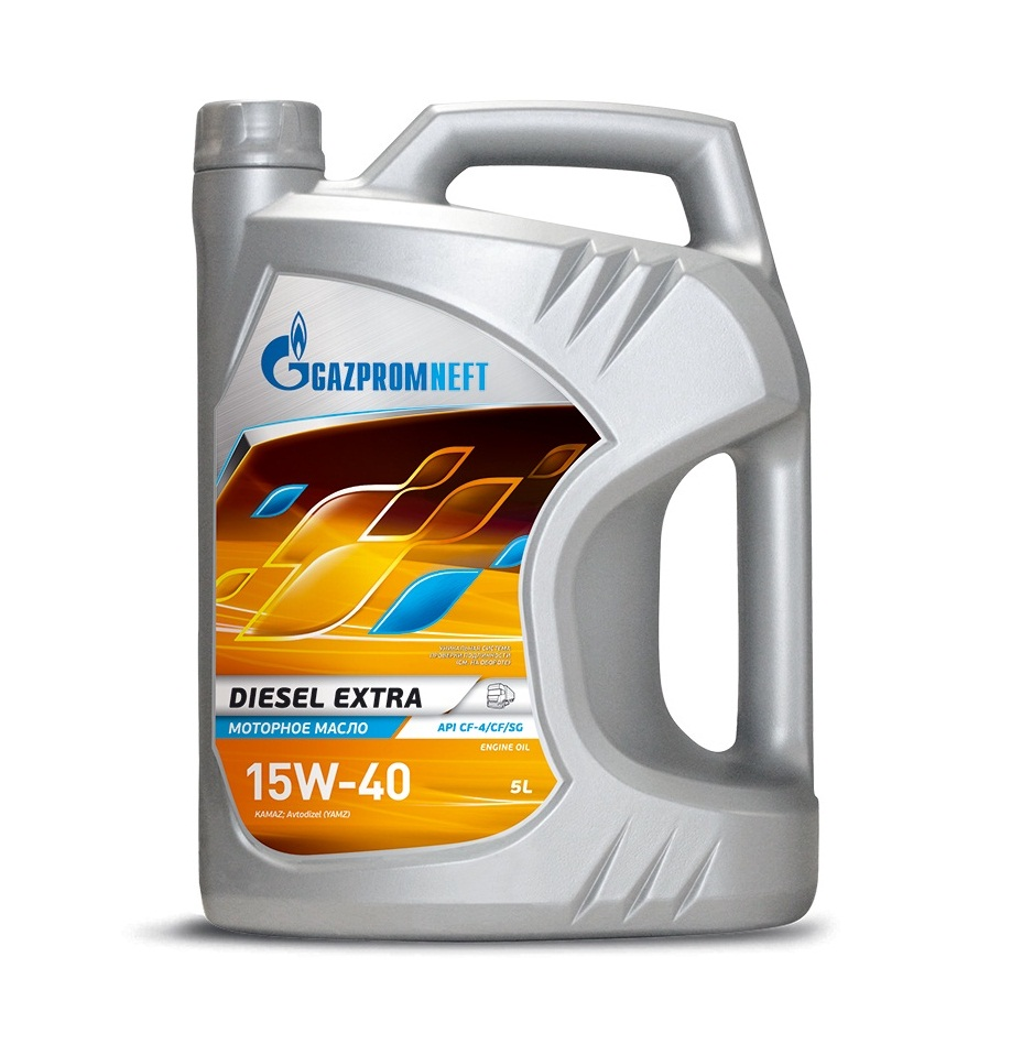 Gazpromneft Diesel Extra 15W-40 5л