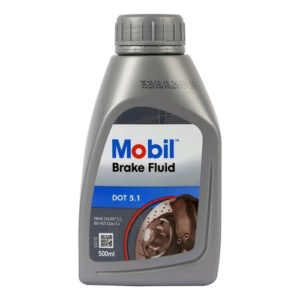 Mobil Brake Fluid DOT5.1 0.5л
