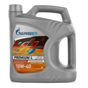 Gazpromneft Premium L 10w-40 4л