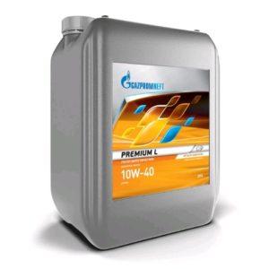Gazpromneft Premium L 10w-40 20л