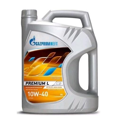 Gazpromneft Premium L 10w-40 5л
