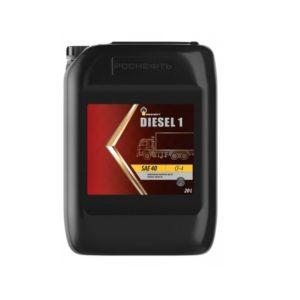Rosneft Diesel 1 SAE 40 20л