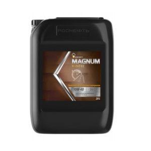 Rosneft Magnum Runtec 10W-40 20л