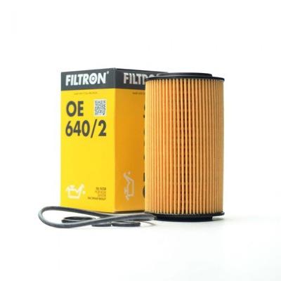 Filtron OE 640/2 фильтр масляный
