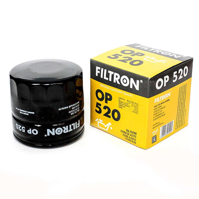 Filtron OP 520 фильтр масляный