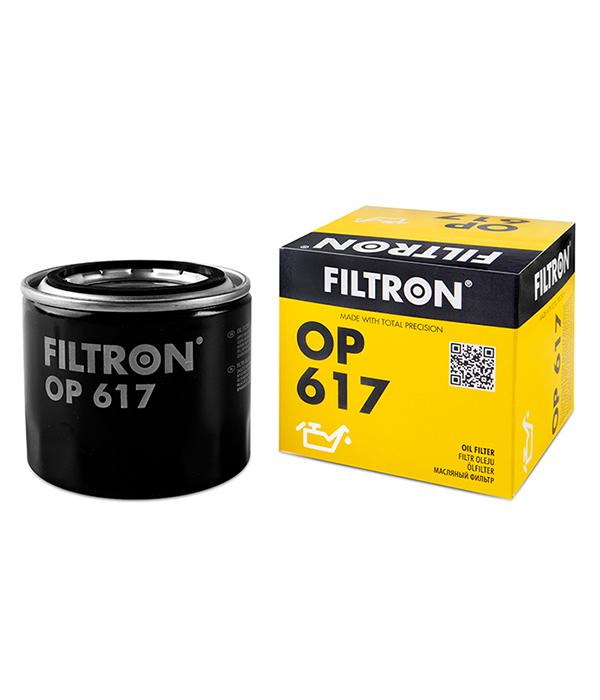 Filtron OP 617 фильтр масляный