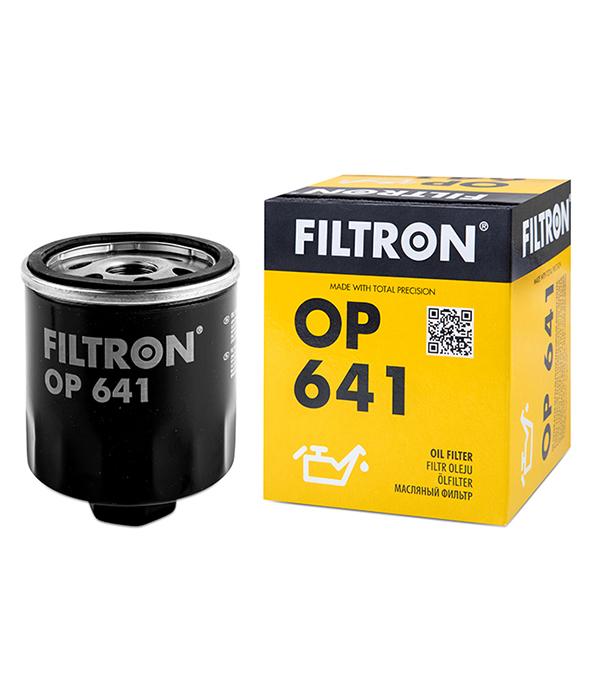 Filtron OP 641 фильтр масляный