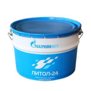 Газпромнефть Литол-24 8кг